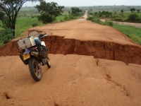 Why not to ride at night in Angola