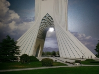 Azadi Tower, Tehran
