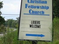 Welcoming church in Tennessee